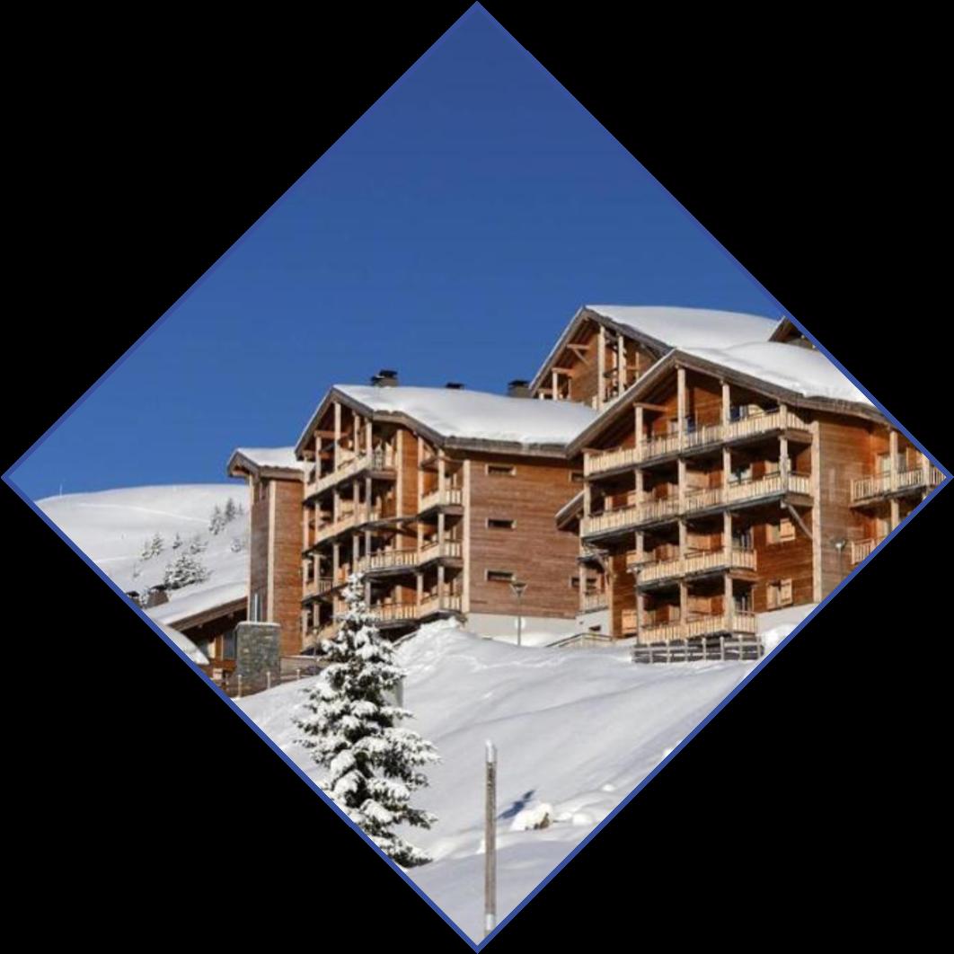 Fransen Alpen Ski-Resort