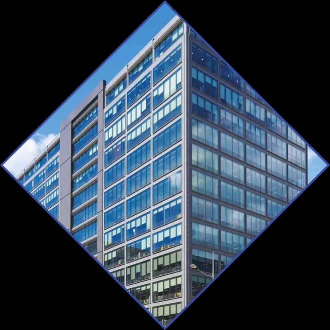 Kantoorgebouw Birmingham